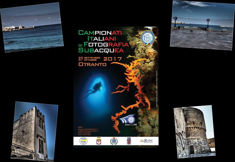 Report Campionati Italiani Fotosub 2017 – Otranto (LE)