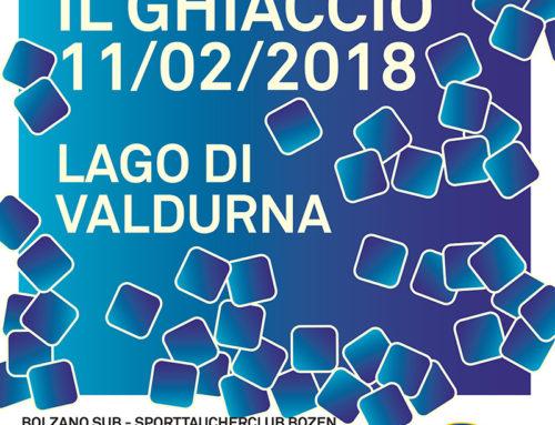 Apnea Sotto il Ghiaccio 11/02/2018