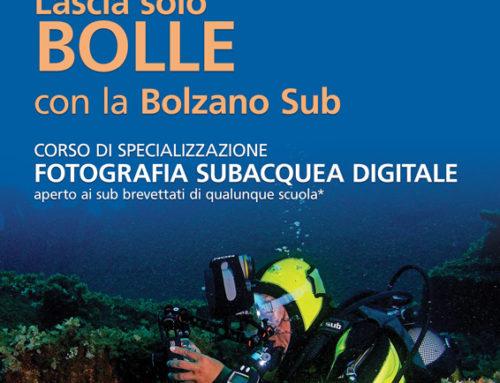 Corso di Specializzazione Fotografia Subacquea Digitale
