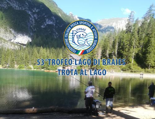 53° Edizione Coppa Lago di Braies